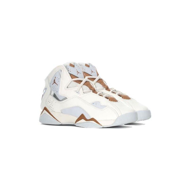 Jordan True Flight 'Metallic Red Bronze' GS Sail/Metallic Red-Bronze 籃球鞋/運動鞋 (342774-112) 海外預訂