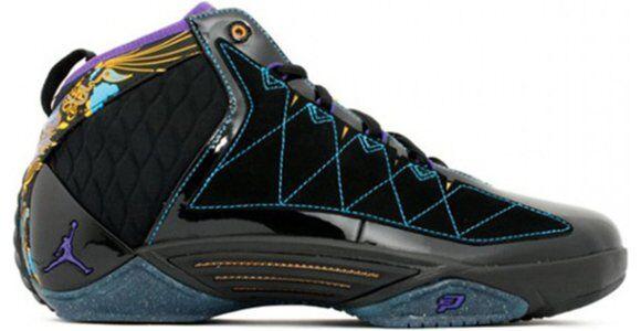 Jordan CP3.II 'New Orleans Hornets Quickstrike' (342944-051) 海外預訂