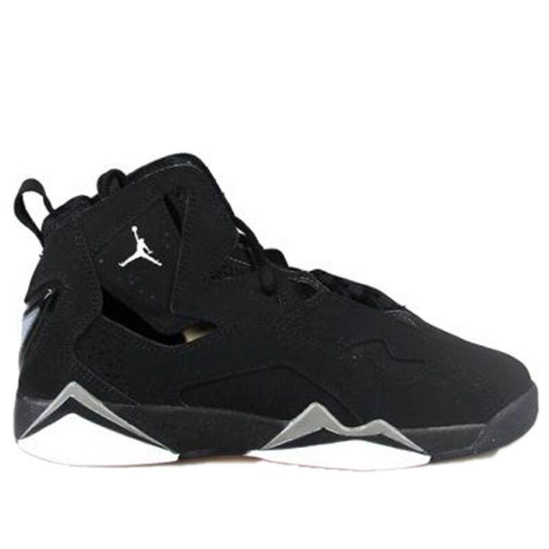 Jordan True Flight 'Black Cool Grey' White/Black-Cool Grey 籃球鞋/運動鞋 (342964-010) 海外預訂
