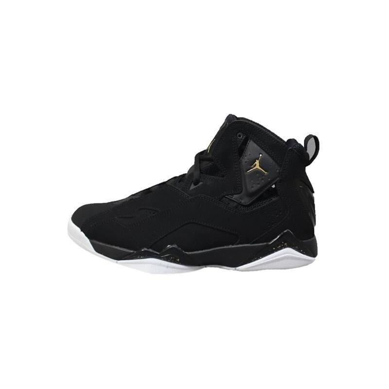 Jordan True Flight 'Black' Black/Metallic Gold-Black-White 籃球鞋/運動鞋 (342964-026) 海外預訂