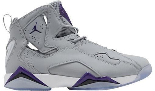 Jordan True Flight Wolf Grey Purple 籃球鞋/運動鞋 (342964-051) 海外預訂