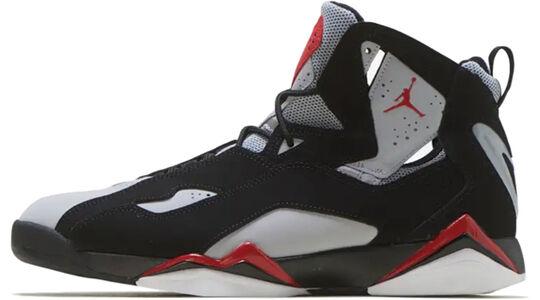 Jordan True Flight Black Red Grey 籃球鞋/運動鞋 (342964-060) 海外預訂