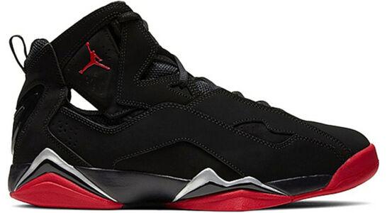Jordan True Flight 'Black Gym Red' Black/Gym Red/Metallic Silver 籃球鞋/運動鞋 (342964-062) 海外預訂