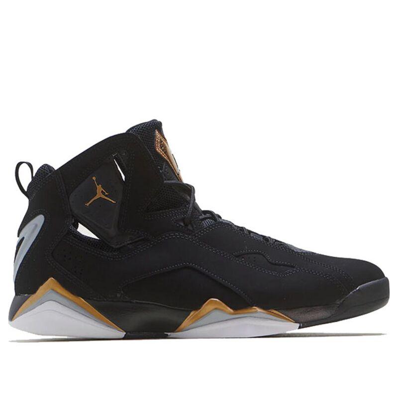 Jordan True Flight Black Metallic Gold 籃球鞋/運動鞋 (342964-070) 海外預訂