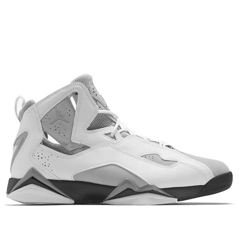 Jordan True Flight Wolf Grey Orange 籃球鞋/運動鞋 (342964-118) 海外預訂