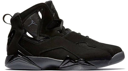 Jordan True Flight'Black Dark Grey' BG Black/Dark Grey 籃球鞋/運動鞋 (343795-013) 海外預訂