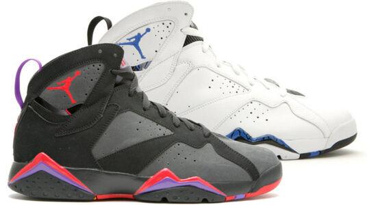 Air Jordan 7 Retro 'Defining Moments Pack' Multi-Color/Multi-Color 籃球鞋/運動鞋 (371496-991) 海外預訂