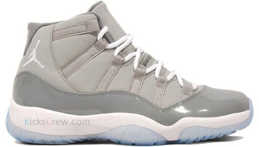 Air Jordan 11 Retro Cool Grey 籃球鞋/運動鞋 (378037-001) 海外預訂