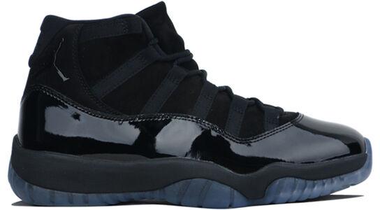 Air Jordan 11 Retro Blackout 籃球鞋/運動鞋 (378037-005) 海外預訂