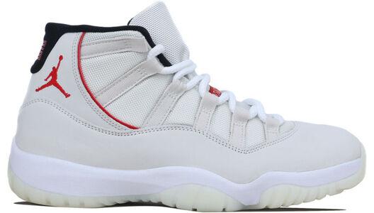 Air Jordan 11 Retro Platinum Tint 籃球鞋/運動鞋 (378037-016) 海外預訂