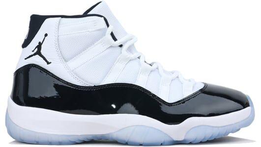 Air Jordan 11 Retro Concord 籃球鞋/運動鞋 (378037-100) 海外預訂