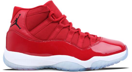 Air Jordan 11 Retro Win Like 96 - Gym Red 籃球鞋/運動鞋 (378037-623) 海外預訂