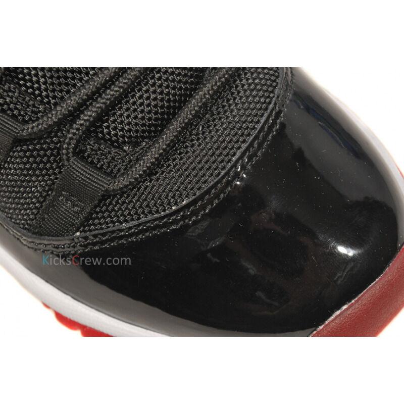 Air Jordan 11 Retro GS Bred 籃球鞋/運動鞋 (378038-010) 海外預訂
