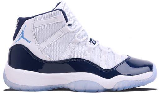Air Jordan 11 Retro BG Win Like 82 籃球鞋/運動鞋 (378038-123) 海外預訂