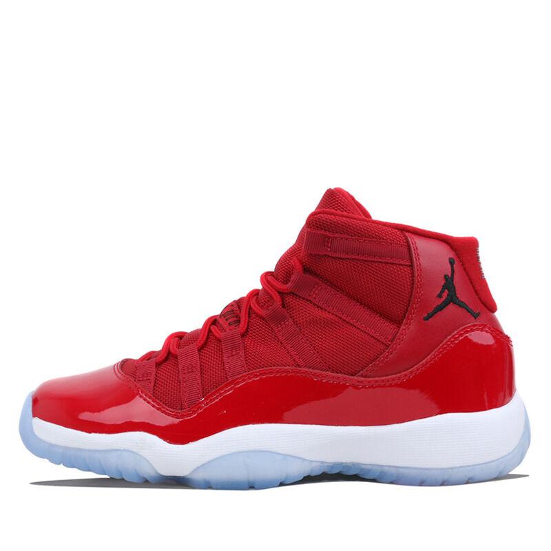 Air Jordan 11 Retro BG Win Like 96 - Gym Red 籃球鞋/運動鞋 (378038-623) 海外預訂