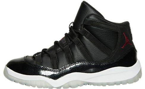 Air Jordan 11 Retro BP 72-10 籃球鞋/運動鞋 (378039-002) 海外預訂