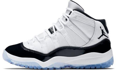 Air Jordan 11 Retro BP Concord 籃球鞋/運動鞋 (378039-100) 海外預訂