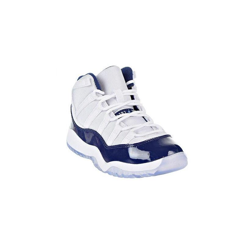 Jordan 11 RETRO BP White/UNIVERSITY BLUE-MIDNIGHT NAVY 籃球鞋/運動鞋 (378039-123) 海外預訂
