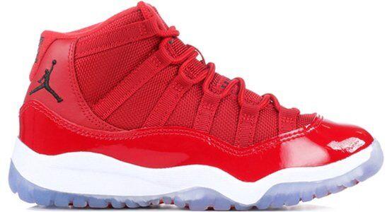 Air Jordan 11 Retro BP Gym Red 籃球鞋/運動鞋 (378039-623) 海外預訂