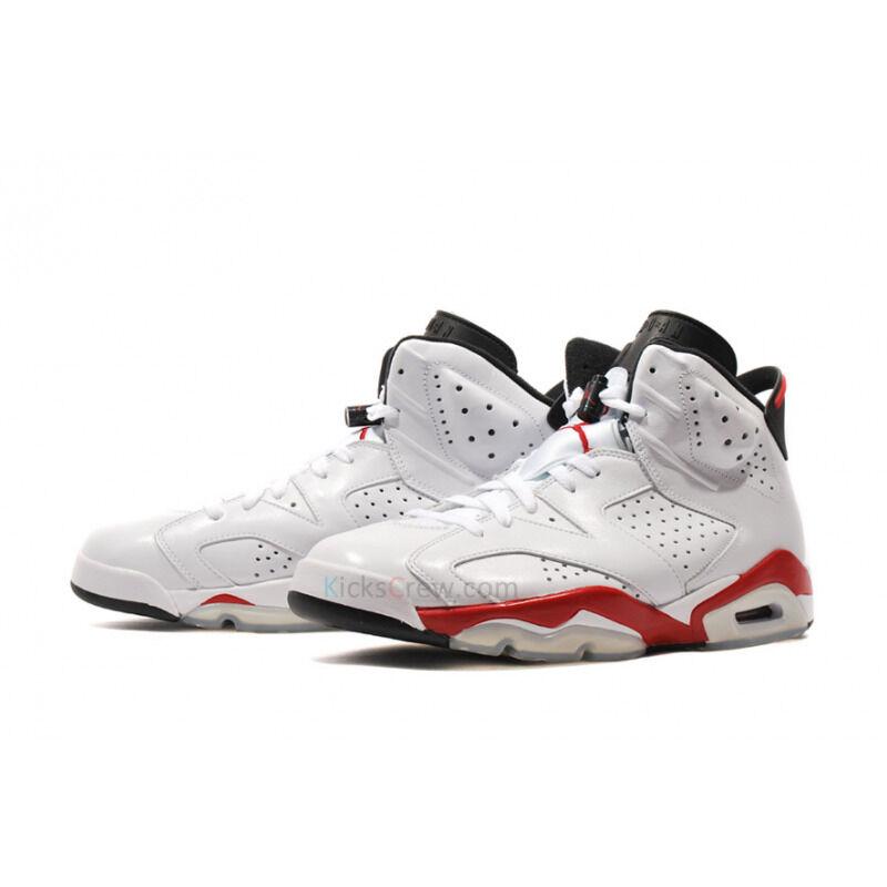 Air Jordan 6 Retro Sakuragi Hanamichi 籃球鞋/運動鞋 (384664-102) 海外預訂