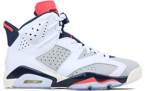 Air Jordan 6 Retro Tinker Hatfield 籃球鞋/運動鞋 (384664-104) 海外預訂