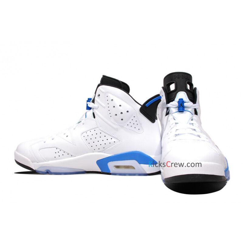 Air Jordan 6 Retro Sport Blue 籃球鞋/運動鞋 (384664-107) 海外預訂