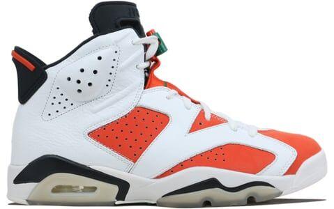 Air Jordan 6 Retro Like Mike - Gatorade 籃球鞋/運動鞋 (384664-145) 海外預訂