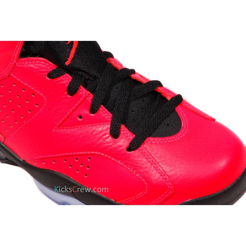 Air Jordan 6 Retro Infrared 23 籃球鞋/運動鞋 (384664-623) 海外預訂