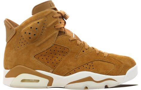 Air Jordan 6 Retro Wheat 籃球鞋/運動鞋 (384664-705) 海外預訂