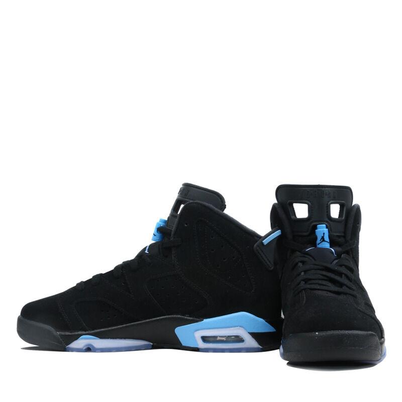 Air Jordan 6 Retro BG UNC - Univeristy Blue 籃球鞋/運動鞋 (384665-006) 海外預訂