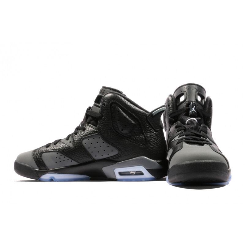 Air Jordan 6 Retro BG Cool Grey 籃球鞋/運動鞋 (384665-010) 海外預訂