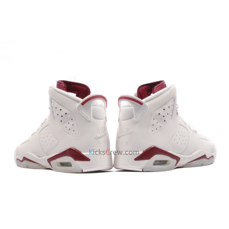 Air Jordan 6 Retro BG Maroon 籃球鞋/運動鞋 (384665-116) 海外預訂
