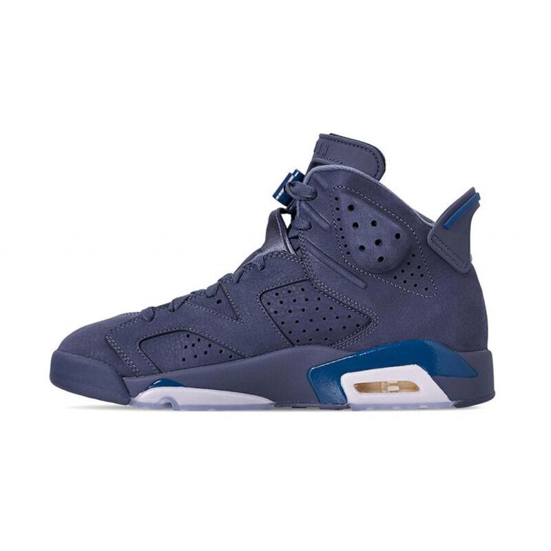 Air Jordan 6 Retro'Diffused Blue' GS Diffused Blue/Diffused Blue-Court Blue 籃球鞋/運動鞋 (384665-400) 海外預訂