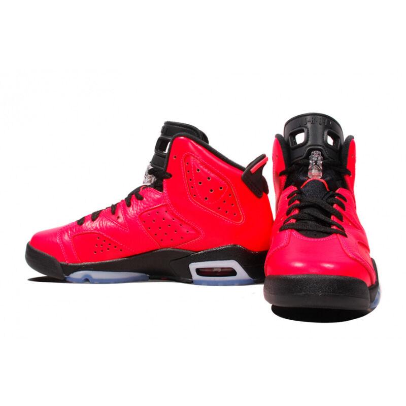 Air Jordan 6 Retro BG Infrared 23 籃球鞋/運動鞋 (384665-623) 海外預訂