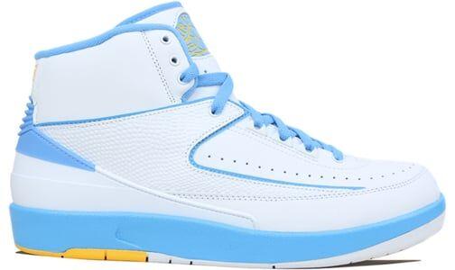 Air Jordan 2 Retro Melo 籃球鞋/運動鞋 (385475-122) 海外預訂