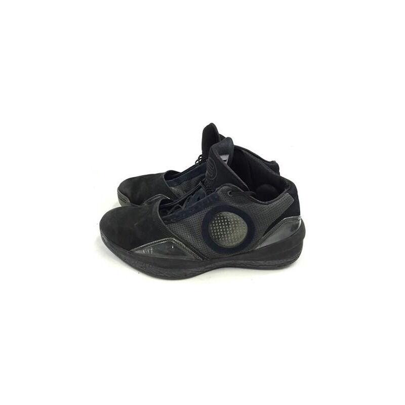 Air Jordan 2010 'Black Charcoal' Black/Dark Charcoal/Varsity Red 籃球鞋/運動鞋 (387358-001) 海外預訂