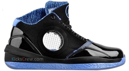 Air Jordan 2010 Black University Blue 籃球鞋/運動鞋 (387358-003) 海外預訂
