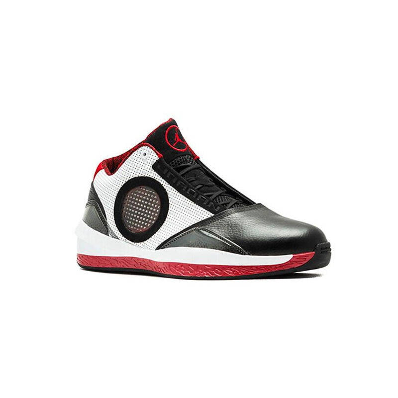 Air Jordan 2010 'Black Varsity Red' Black/Varsity Red/White 籃球鞋/運動鞋 (387358-061) 海外預訂