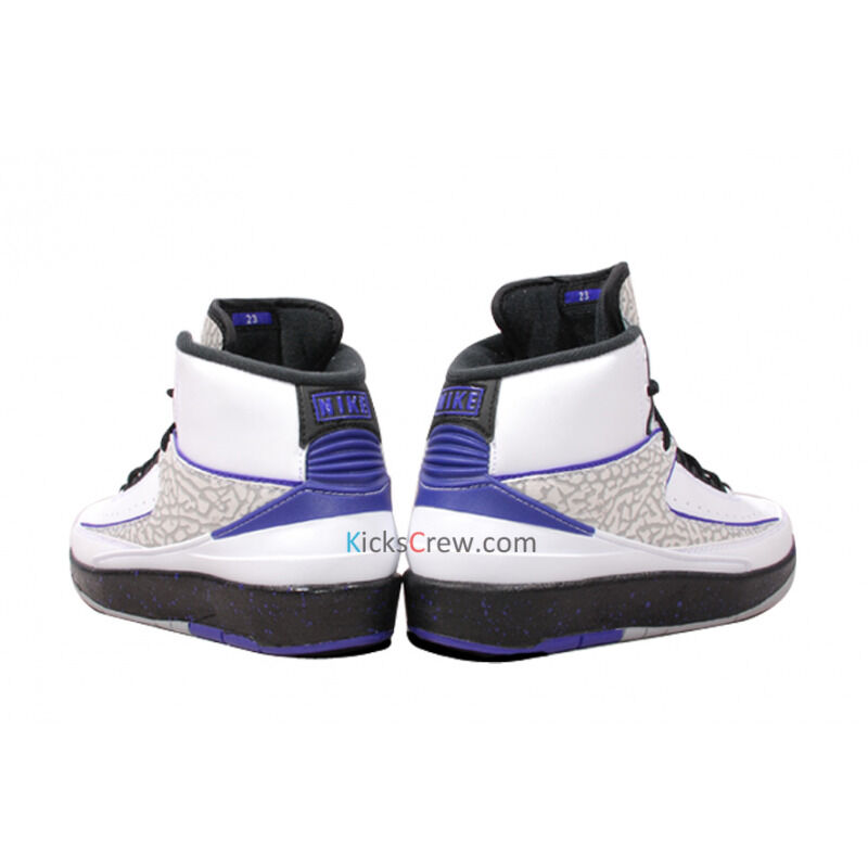 Air Jordan 2 Retro BG Elephant Print 籃球鞋/運動鞋 (395718-153) 海外預訂