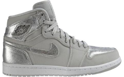 Air Jordan 1 Retro Hi Silver '25th Anniversary' Neutral Grey/Mtllc Silver-White 籃球鞋/運動鞋 (396009-001) 海外預訂