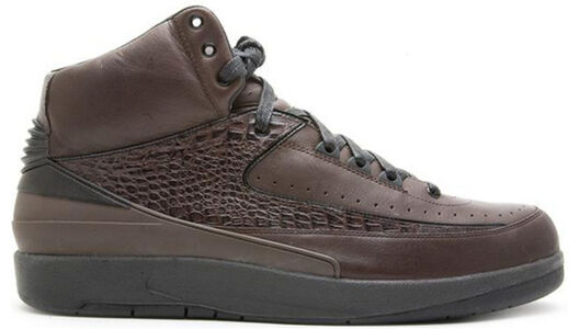 Air Jordan 2 Retro Premio 'Bin23' Dark Cinder/Black 籃球鞋/運動鞋 (398277-201) 海外預訂