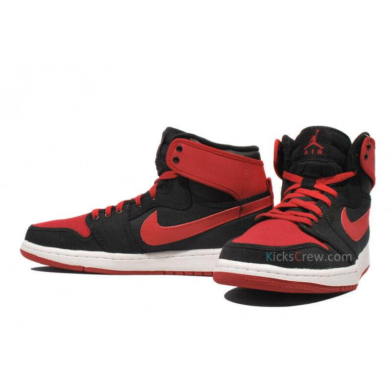 Air Jordan 1 Retro KO Hi Black Varsity Red 籃球鞋/運動鞋 (402297-001) 海外預訂