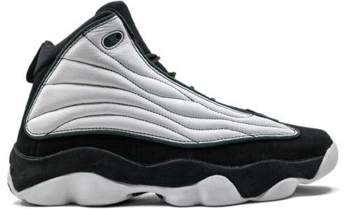 Jordan Pro Strong 'Black White' black/white-dark grey 籃球鞋/運動鞋 (407285-011) 海外預訂