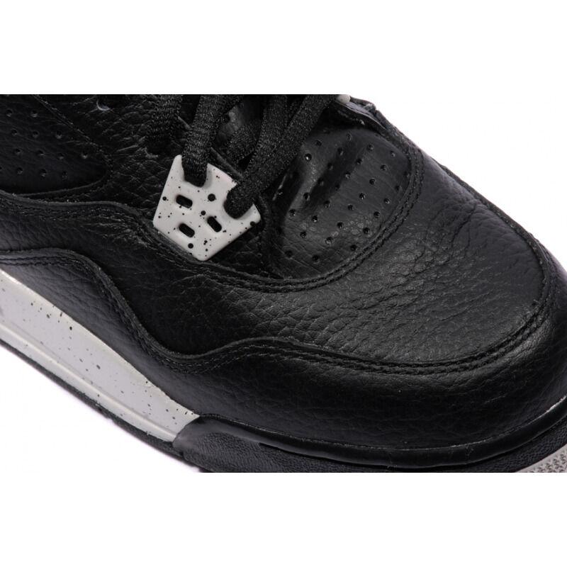 Air Jordan 4 Retro BG Oreo 籃球鞋/運動鞋 (408452-003) 海外預訂