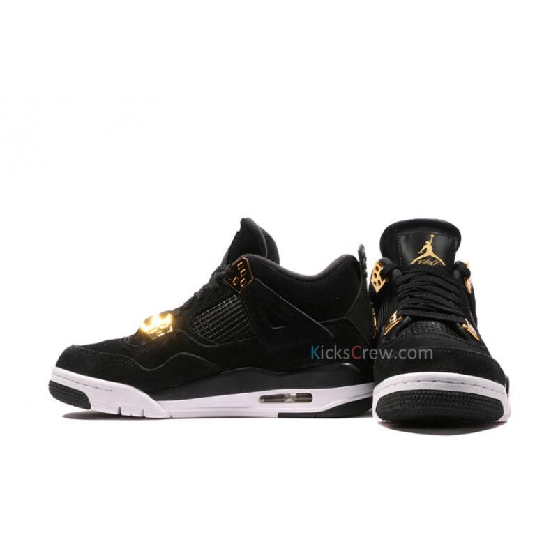 Air Jordan 4 Retro BG Royalty 籃球鞋/運動鞋 (408452-032) 海外預訂