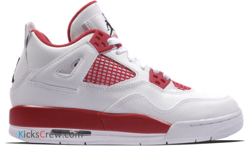 Air Jordan 4 Retro BG Alternate 89 籃球鞋/運動鞋 (408452-106) 海外預訂
