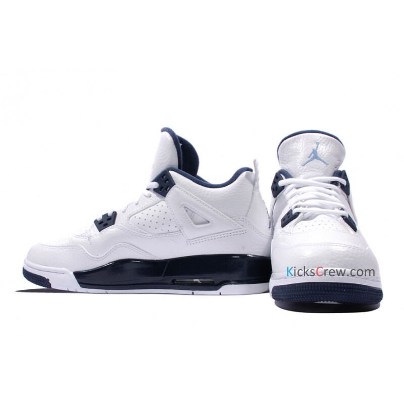 Air Jordan 4 Retro BG Legend Blue 籃球鞋/運動鞋 (408452-107) 海外預訂
