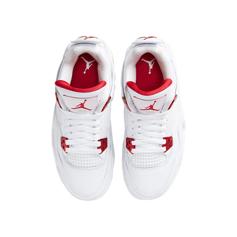 Air Jordan 4 Retro GS Metallic Red 籃球鞋/運動鞋 (408452-112) 海外預訂