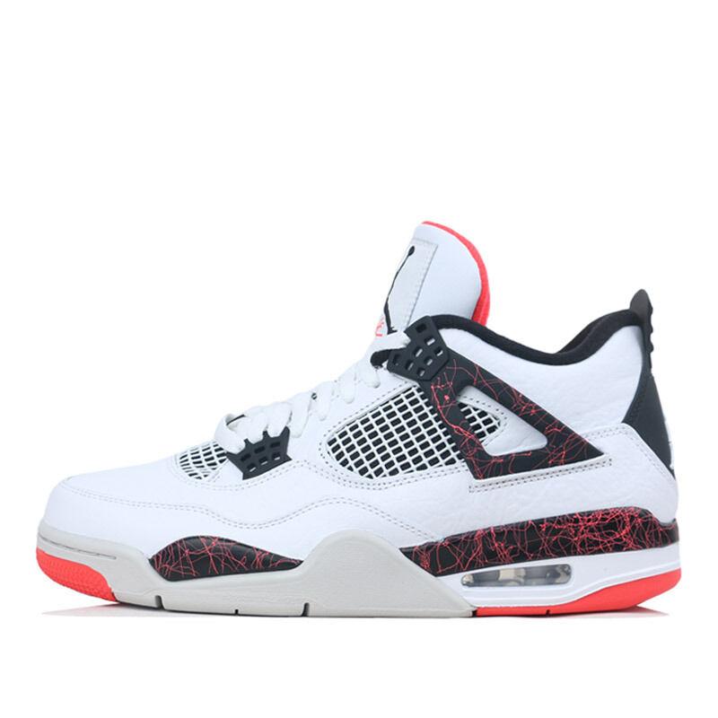 Air Jordan 4 Retro GS Bright Crimson 籃球鞋/運動鞋 (408452-116) 海外預訂