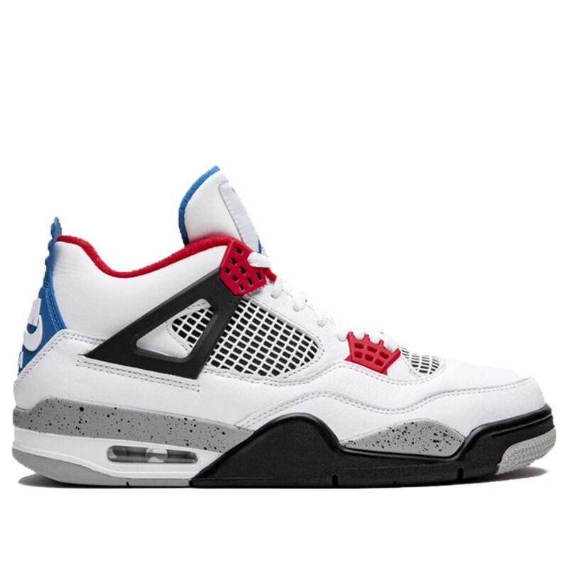 Air Jordan 4 Retro GS What The 籃球鞋/運動鞋 (408452-146) 海外預訂